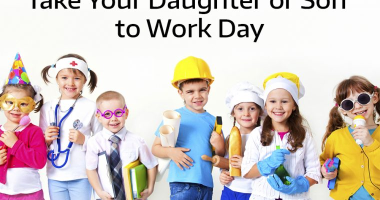 Martin Lloyd Sanders | Bring Your Child to Work Day….Perils and Pitfalls