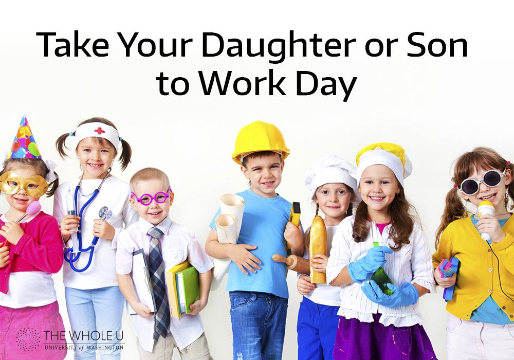Martin Lloyd Sanders   Bring Your Child to Work Day….Perils and Pitfalls